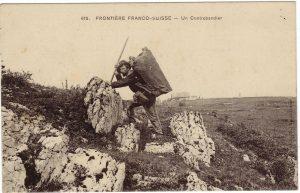 La contrebande dans le Jura